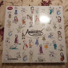 Disney princesa colección Animator Mini Muñeca Juego Conjunto de Regalo 2016
