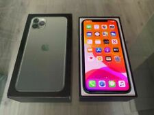 USED Apple iPhone 11 Pro Max 64GB Midnight Green - Openline, Complete
