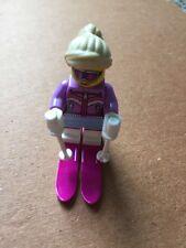 Lego Mini Figure Series 8 Skier