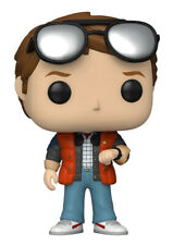 Back to the Future: Marty McFly (Checking Watch) - Pop! Vinyl Figure