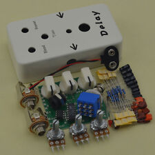 Build Your Own Delay  Pedal Suite  Kits  With 1590B Free Shipping