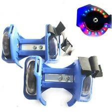 Flashing Roller Skating Shoes Small Whirlwind Pulley Flash Wheel Roller (new)