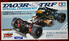 NEW Tamiya TA03R-S TRF and EXPEC GT 2.4G