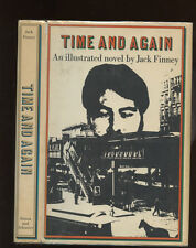 Finney, Jack: Time and Again HB/DJ 1st/1st