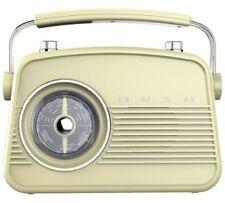 Bush Retro Mini AM/FM Radio - Cream AM66