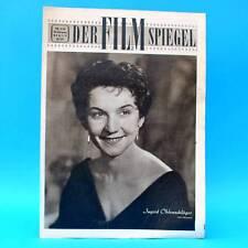 DDR Filmspiegel 2/1956 Wolf Kaiser Paul Heidemann Schwarze Pumpe Ohlenschläger