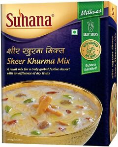 Suhana Sheer Khurma Mix 150g Box - Pack of 4