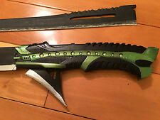 Master Replicas Spider-Man 3 Green Goblin's Sword *Original SLA Master*