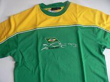 A1 World Cup Motorsport BRA Brazil T-Shirt Size XL  NEW TAGS