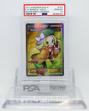 Pokemon BOUNDARIES CROSSED FULL ART BIANCA #147 HOLO PSA 10 GEM MINT #28386016