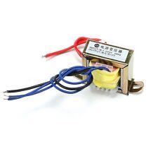1pcs 3W Dual 12V 3W 2*12V Power Transformer Input 220V 50Hz - Output Dual 12V