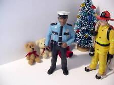 Joe- Police Officer loaded w/detail-1/18 Diorama Figure