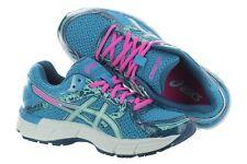 ASICS T5B9Q5035 Womens Gel Excite 3 Running Shoes- Size 7 M Aqua/Pink/Turquoise
