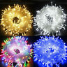 100-1000 LED Christmas Fairy Light String Lights Party Xmas Tree Waterproof Lamp