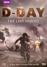 D Day the Last Heroes [DVD] As seen on BBC One [DVD]