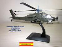 HELICOPTERO DE COMBATE McDONNEL DOUGLAS AH-64A APACHE HELICOPTER EN BLISTER