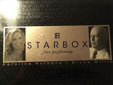 LOT COFFRET 35 PARFUM flacon de COLLECTION miniature LR Star-box edition STARBOX