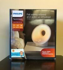 NEW Philips -SOMNEO-  Sleep and Wake Up Light Therapy Lamp HF3650 (NEW).
