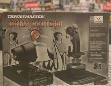 Brand New Thrustmaster Hotas Warthog Flight Stick Joystick and Throttle