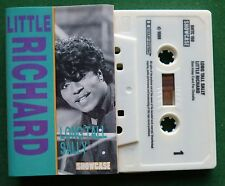 Little Richard Long Tall Sally inc Good Golly Miss Molly + Cassette Tape TESTED