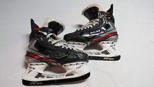 David Pastrnak Used Bauer Vapor 2X Pro Stock Ice Hockey Skates Size 7 DA Bruins
