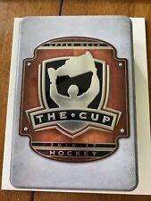 2016-17 UPPER DECK THE CUP HOCKEY EMPTY METAL TIN