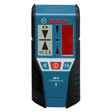 Bosch PROFESSIONAL LINE LASER LEVEL DETECTOR LR2 Red Beam