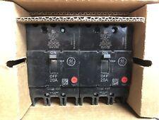 TEY230 GE Molded Case Circuit Breaker 2 Pole 30 Amp 480/277 Volt ~~ BOX OF 2 NEW