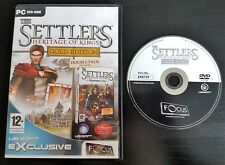 The Settlers: Heritage of Kings - Gold Edition - PC DVD-ROM - Ubisoft Exclusive