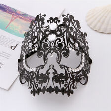 Luxury Black Facepiece Metal Nice Venetian Michael Myers Elf Ear High Quality