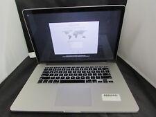 """Apple MacBook Pro MC976LL/A i7 2.6GHz 15"""" 8GB 512GB RETINA! (Mid-2012) GD8144"""