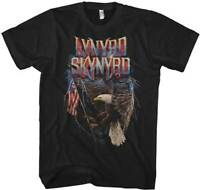 LYNYRD SKYNYRD Bird Flag T SHIRT S-2XL New Official Live Nation Merchandise