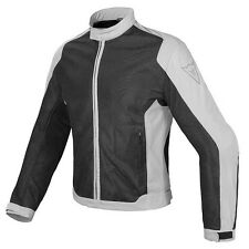 Chaqueta, Jacket DAINESE Air Flux Tex D1 Negro-Gris T. 50