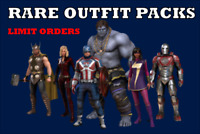 Marvel's Avengers: Exclusive Intel Outfit Pack DLC  (STEAM ONLY)