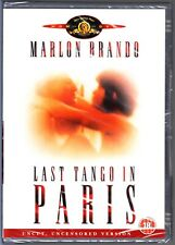 LAST TANGO IN PARIS (1972) DVD (Marlon Brando) Region 4 (AUS) New & Sealed