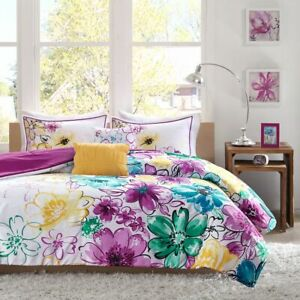 Olivia Reversible King/California King Comforter Set