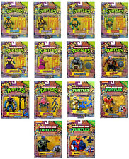 Teenage Mutant Ninja Turtles Classic Collection Figures Exclusive 1988 Retro