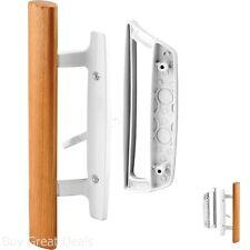 Sliding Barn Door Handle Set Hardware Puller Fits 3-15/16 Wood Drawer Window New