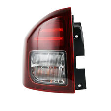 Left Driver Side Tail Stop Brake Light Lamp Taillight For Jeep Compass 2014-2017