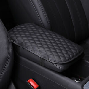 Car Auto Armrest Cushion Cover Center Console Box Pad Mat Protector Accessories