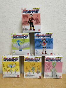 Pokemon Scale World Hoenn region 2 FULL set figure