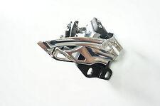 Shimano XT Desviador TIPO-E fd-m785-e2 2 10 VELOCIDADES PLATA-NEGRO NUEVO #723