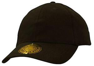 10 x flexifit cap curved peak comfy dream fit mens au size M/L or L/XL black