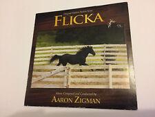 FLICKA (Aaron Zigman) OOP 2006 Varese Promo Soundtrack Score OST CD EX