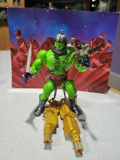 Masters Of The Universe Vintage Custom Trap Jaw Action Figure MOTU He-Man