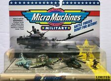 Micro Machines Military - Sky Squadron Collection #4 - MINT IN BOX !!!