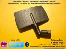 8dbi WLAN WiFi panel antena direccional hercianas directed Antenna Long Range 2.4ghz