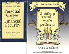 NEW SET Uncle Eric Talks About Personal Career Financial Security Book & Guide