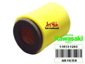 1993-2010 Kawasaki Mule OEM Drive Converter Air Filter Replacement 11013-1263