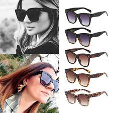 Celine Style Designer Oversized Square Retro Vintage Sunglasses Hand Polish 3dot